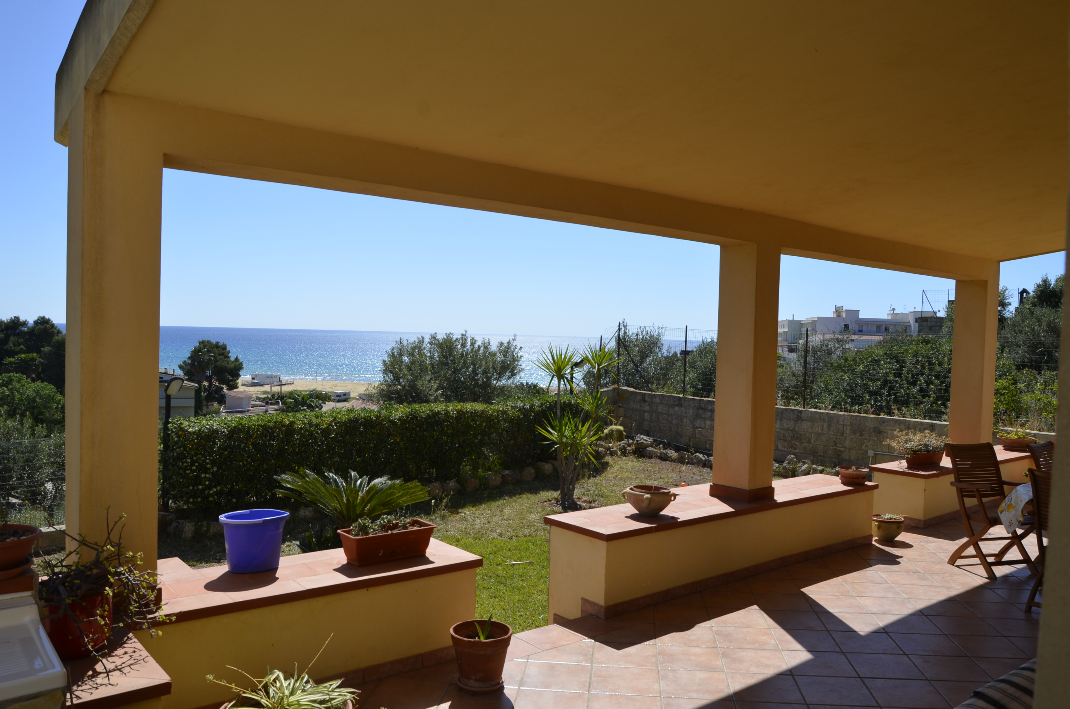 Lido di Noto – Two apartments in independent Villa a few meters from the sea